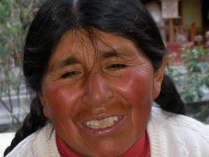 Despite Hardship joy in Peru