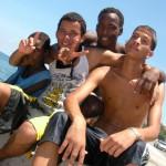 Boys in Havana